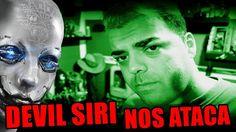 DEVIL SIRI NOS ATACA!! INVOCACIÓN VIRTUAL