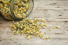Chamomile Dried Flowers Premium Greek Herbal Tea (100gr) **BLACK FRIDAY OFFER** #ChamomileDriedFlowers