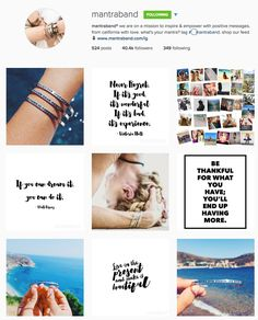 Brand Strategy by Kaye Putnam - http://kayeputnam.com/instagram-lessons-for-caregiver-archetype-brands/