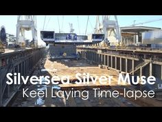 Silversea Silver Muse Keel Laying: Superstitions, Ceremony and Spectacle - Tips For Travellers Silversea Cruises, Made Video, Genoa, Muse, Tips, Counseling