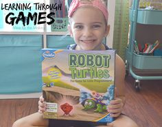 Making learning fun is key! Learning through games is an easy way to do that. When kids are engaged, they retain more of what you are teaching! http://mineforthemaking.com/2014/09/learning-through-games.html
