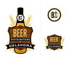Beer Distributors of Oklahoma logo by SGNL