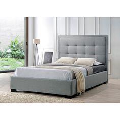 LuXeo Montecito Queen-size Upholstered Bed