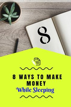 Do you like getting paid in sleep?We have created 8 ways to make you money while you are in deep sleep.Making money online is relatively easy and also great fun.Check out this article to find out these interesting ways. Make Easy Money Online, Make Money From Home, Way To Make Money, Online Income, Online Earning, Online Jobs, Instant Cash, Work From Home Tips, Making Extra Cash