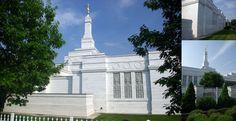 Detroit Michigan Temple. June 8, 2011 | LDS Temple Photography