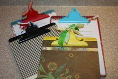 Antsi-Pants: Clip Boards