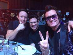 My Brothers Julian Lennon & Paul Geary. The music runs deep...