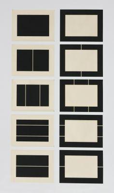 Donald Judd print series