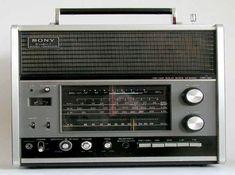 Shortwave Receivers Sony CRF-160