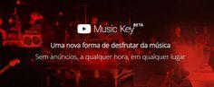 http://www.estrategiadigital.pt/music-key-ouvir-musica-no-youtube/ - A forma de consumo de conteúdos musicais está a mudar. Se em tempos eram necessários grandes aparelhos, hoje basta um telemóvel com ligação à Internet para ouvirmos aquilo que quisermos, quando quisermos. A evolução foi progressiva e, pelo que parece, não ficou por aqui. Leia este artigo e conheça o Music Key do YouTube, uma nova forma de ouvir música na Internet, através do smartphone.