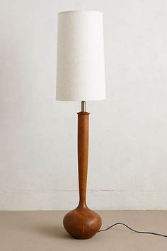 1000 images about floor lamp bases on pinterest floor for Tall slim lamp table