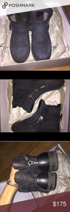 Giuseppe Zanotti Sneakers Lightly used Giuseppe Zanotti Shoes Sneakers