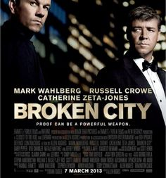 Win a Double Pass to see Broken City