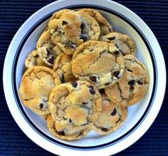 The Best-est Chocolate Chip Cookie Recipe