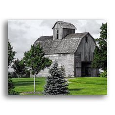 The Magnificent Barn