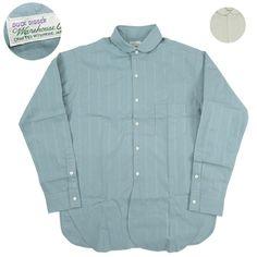 WAREHOUSE ウエアハウス ジャガード 長袖シャツ Lot 3034 COAT STYLE JACQUARD SHIRTS -JOE- Warehouse, Shirt Dress, Coat, Mens Tops, Shirts, Dresses, Style, Fashion, Vestidos