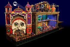 BrickBaron - Lego Joker's Funhouse 2