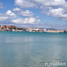 ▶ #Cesme #mystonhome #beatiful #sun # sea - http://flipagram.com/f/v543IIVL3w