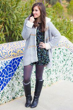 Look blue dress #kissmylook