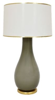 Festoni Italian glass table lamps. Fall 2015 High Point Furniture Market Finds with Design Connection, Inc. | Kansas City Interior Design http://www.DesignConnectionInc.com/design-blog