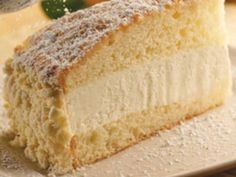 Olive Garden's Lemon Cream Cake Recipe