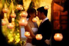 5 Ideias incríveis para casamento à noite