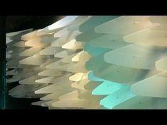 Reef - A Responsive Architectural Installation Rob Ley (Urbana) & Joshua G. Stein (Radical Craft)