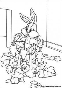 Baby Looney Tunes malvorlagen | Baby looney tunes | Pinterest ...