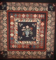 Journey of a quilt lover: Some of the Dutch quilts at Alsace for the Quilt show
