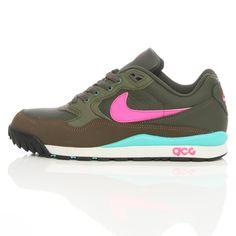 7effaa8aaf4c56 Nike ACG Air Wildwood LE Cargo Khaki Hyper Pink 377757-363