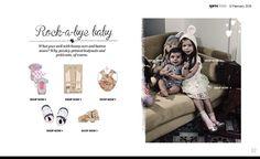 Rock-a-by-baby! #spreekids #spreekidsmagazine #kidsfashion #girlsfashion