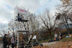 """""""la chute des feuilles"""" par Stiftung Freizeit, Berlin"""