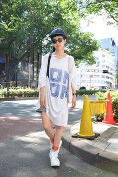 【STREET SNAP】yama | TOKYO BOPPER | ストリートスナップ | 原宿(東京)|