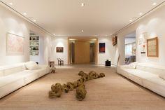 Apartamento EF - Jardins / Consuelo Jorge Arquitetos #living #lighting