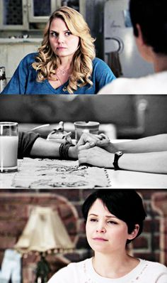 I miss Emma and Snow's season 1 relationship, it seems like they've been struggling to bond ever since finding out they're mother and daughter