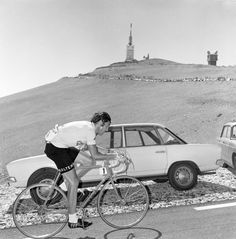 Cannibal at the Mount Ventoux, 1974