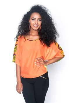 Arama Top (orange)