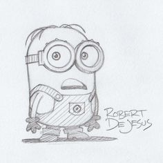 Minion Despicable Me by Banzchan on deviantART