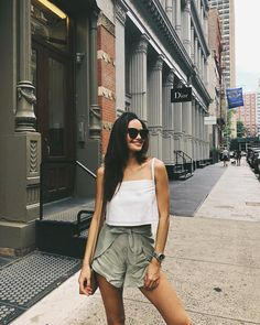 Ny summer 🌞 stylin' - summer in 2019 Kelsey Merritt, Styles P, Outfit Jeans, Victoria Secret Fashion Show, Fashion Quotes, Mode Style, Woman Crush, London Fashion