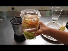Combate el extreñimiento con jugo de Kiwi y manzana Kiwi, Pickles, Cucumber, Kitchen Appliances, Youtube, Food, Medicine, Home, Juices