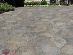 Belgrad Mega Arbel paving stone adheres admirably to any outdoor area, whether you're looking to establish a BBQ island, outdoor fireplace area, or a simple beautification project. Belgard Pavers, Bbq Island, Paving Stones, Outdoor Stuff, Front Porch, Over The Years, Sidewalk, Deck, Backyard