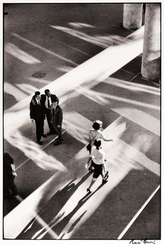 "René Burri - ""The way of light"", Rio de Janeiro, 1960  From Book: René Burri Photographs"
