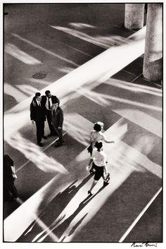 """René Burri - """"The way of light"""", Rio de Janeiro, 1960 From Book: René Burri Photographs"""