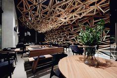 Kido Sushi Bar by DA Architects, St. Petersburg – Russia » Retail Design Blog