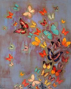 Lily Greenwood: Madame Butterfly