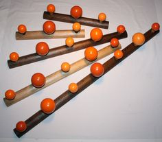 EnKnag™ i orange nuancer