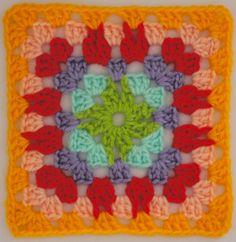 variant granny square