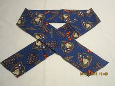 """Extra Wide 3"""" Reusable Non-Toxic Cool Wrap / Neck Cooler  - Misc. Fabrics - Elvis by ShawnasSpecialties on Etsy"""