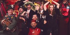Spectacular Spectacular - Moulin Rouge Characters