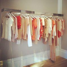 Fashion Island boutique. Joie